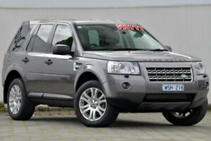 2008 Land Rover Freelander 2 LF Td4 SE Grey 6 Speed Sports Automatic Wagon Dandenong Greater Dandenong Preview