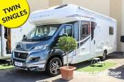 AT40110 Auto Trail Delaware Lo-Line Popular Twin Single Bed Model Penrith Penrith Area Preview