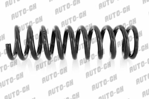 2 REAR COIL SPRINGS FOR MERCEDES C-CLASS W202 1993-2000 NEW / GH BRAND