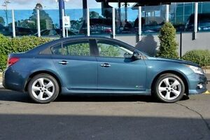 2011 Holden Cruze Blue Sports Automatic Sedan Narre Warren Casey Area Preview