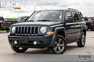 2015 Jeep Patriot SPORT WITH LEATHER AND SUNROOF!!!