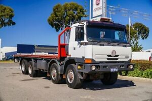 2010 Tatra TERRNO White Tray 8x8 Welshpool Canning Area Preview