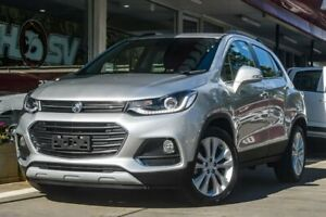 2018 Holden Trax TJ MY18 LTZ Silver 6 Speed Automatic Wagon Somerton Park Holdfast Bay Preview