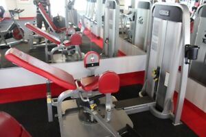 Rare Opportunity to own Cybex Equipment in Great Condition