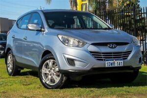 2012 Hyundai ix35 LM MY12 Active Silver 5 Speed Manual Wagon Wangara Wanneroo Area Preview