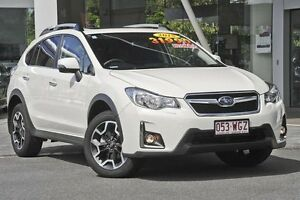 2015 Subaru XV G4-X MY16 2.0i-S Lineartronic AWD Pearl White 6 Speed Constant Variable Wagon Mount Gravatt Brisbane South East Preview