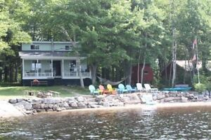 Beautiful Nova Scotia Lakefront Cottage for rent