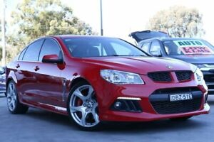 2015 Holden Special Vehicles ClubSport Gen-F MY15 R8 Red 6 Speed Sports Automatic Sedan Liverpool Liverpool Area Preview