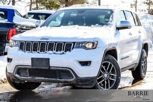 2018 Jeep Grand Cherokee ***LIMITED***LEATHER***POWER SUNROOF***