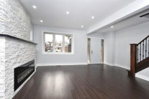 Fully Renovated Detach 2 storey Home available in East York