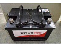 DriveTec Heavy Duty Battery