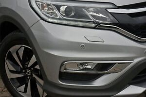 2015 Honda CR-V RM SERIES II MY VTi-L Silver 5 Speed Sports Automatic Wagon