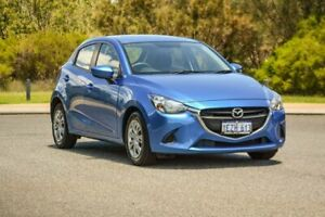 2015 Mazda 2 DJ2HAA Neo SKYACTIV-Drive Blue 6 Speed Sports Automatic Hatchback Cannington Canning Area Preview