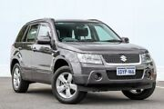 2012 Suzuki Grand Vitara JB MY09 Urban Grey 4 Speed Automatic Wagon Maddington Gosnells Area Preview
