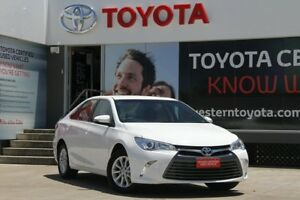 2016 Toyota Camry ASV50R MY15 Altise Diamond White 6 Speed Automatic Sedan
