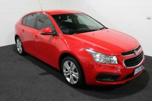 2015 Holden Cruze JH Series II MY16 Equipe Red Hot 6 Speed Sports Automatic Hatchback Glenorchy Glenorchy Area Preview