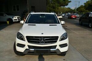 2014 Mercedes-Benz ML250 CDI BlueTEC White Wagon East Brisbane Brisbane South East Preview