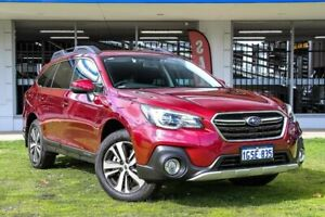 2018 Subaru Outback B6A MY18 2.5i CVT AWD Red 7 Speed Constant Variable Wagon Maddington Gosnells Area Preview