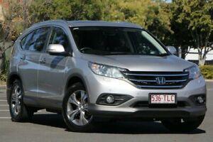 2013 Honda CR-V RM MY14 VTi-L 4WD Silver 5 Speed Sports Automatic Wagon Chermside Brisbane North East Preview