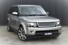 2012 Land Rover Range Rover Sport L320 13MY SDV6 CommandShift Autobiography Ipanema Sand 6 Speed Spo Berwick Casey Area Preview