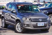 2012 Volkswagen Tiguan 5NC MY13 155 TSI (4x4) Grey 7 Speed Auto Direct Shift Wagon Glendalough Stirling Area Preview