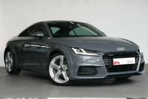 2015 Audi TT FV MY16 Sport S Tronic Grey 6 Speed Sports Automatic Dual Clutch Coupe