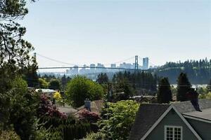4 Bedroom Main&Upper Floor Suites for Rent in West Vancouver