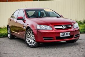2009 Holden Commodore VE MY10 International Red 6 Speed Sports Automatic Sedan Gepps Cross Port Adelaide Area Preview