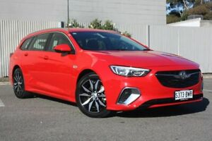 2018 Holden Commodore ZB MY18 RS Sportwagon Red 9 Speed Sports Automatic Wagon Morphett Vale Morphett Vale Area Preview