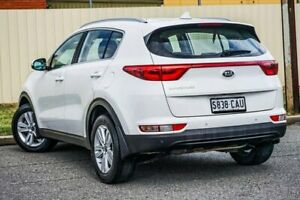 2015 Kia Sportage QL MY16 Si 2WD White 6 Speed Sports Automatic Wagon Gepps Cross Port Adelaide Area Preview
