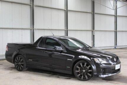 2009 Holden Ute VE MY10 SS V Black 6 Speed Sports Automatic Utility