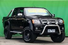2010 Holden Colorado RC LT-R Black Automatic Utility Ringwood East Maroondah Area Preview