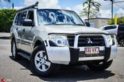 2007 Mitsubishi Pajero NS GLX Gold 5 Speed Sports Automatic Wagon Archerfield Brisbane South West Preview