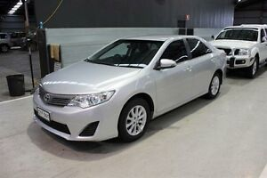 2014 Toyota Camry ASV50R Altise Silver Pearl 6 Speed Sports Automatic Sedan Maryville Newcastle Area Preview