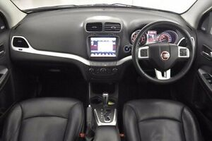 2013 Fiat Freemont JF Lounge Grey 6 Speed Automatic Wagon Narre Warren Casey Area Preview