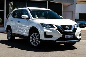 2018 Nissan X-Trail T32 Series II ST X-tronic 2WD White 7 Speed Constant Variable Wagon Victoria Park Victoria Park Area Preview