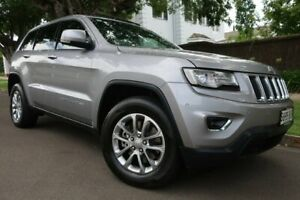 2015 Jeep Grand Cherokee WK MY15 Laredo Grey 8 Speed Sports Automatic Wagon Prospect Prospect Area Preview
