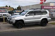 2006 Toyota Landcruiser Prado KZJ120R GX Limited Silver 4 Speed Automatic Wagon Altona North Hobsons Bay Area Preview