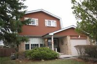 Bright 3 Bdrm Detached Home Built On Oversized Treed Lot *OSHAWA