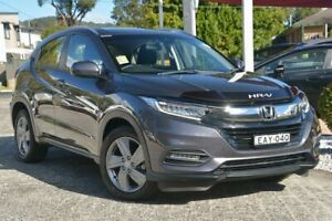 2019 Honda HR-V MY19 VTi-S Modern Steel Continuous Variable Wagon Wyoming Gosford Area Preview