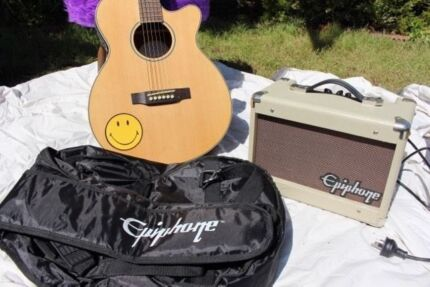 Epiphone Acoustic Electric Player Pack Attadale Melville Area Preview