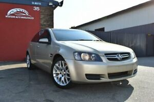 2008 Holden Commodore VE 60th Anniversary Gold 4 Speed Auto Sedan Cannington Canning Area Preview
