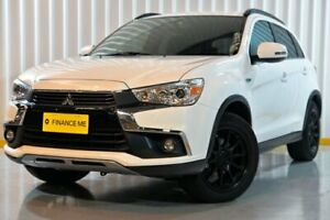 2017 Mitsubishi ASX XC MY17 LS 2WD White 6 Speed Constant Variable Wagon Hendra Brisbane North East Preview