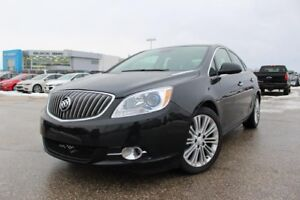 2013 Buick Verano Turbo *LOW KMS AND GREAT PRICE*