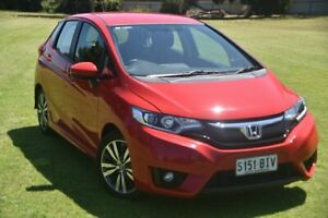 2015 Honda Jazz GF MY15 VTi-S Red 1 Speed Constant Variable Hatchback St Marys Mitcham Area Preview