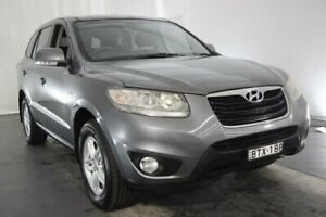 2011 Hyundai Santa Fe CM MY11 SLX Silver 6 Speed Sports Automatic Wagon Maryville Newcastle Area Preview