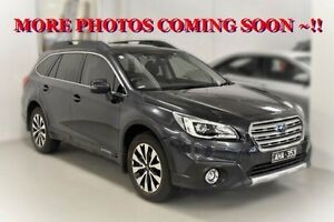 2015 Subaru Outback B6A MY16 2.5i CVT AWD Premium Grey 6 Speed Constant Variable Wagon Narre Warren Casey Area Preview