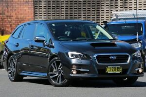 2016 Subaru Levorg MY17 2.0GT-S Grey Continuous Variable Wagon Zetland Inner Sydney Preview