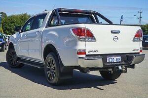 2013 Mazda BT-50 UP0YF1 XTR White 6 Speed Sports Automatic Utility Maddington Gosnells Area Preview