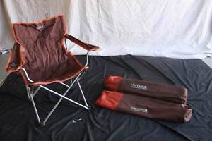Wanderer Camp chairs (pair) Forrestdale Armadale Area Preview